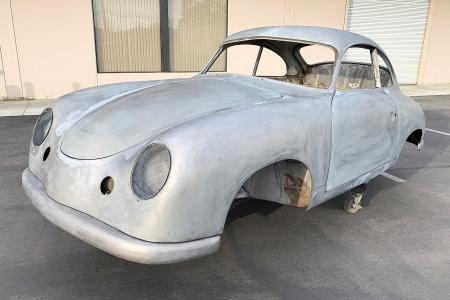 1952 Porsche 356 Coupe Restoration